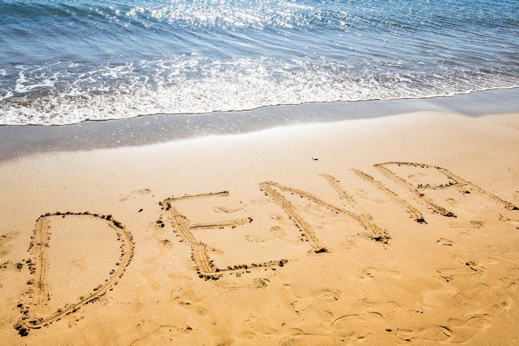 denia playa mediterraneo españa