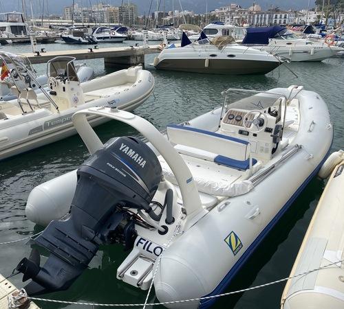 barco hermes alquiler barco denia