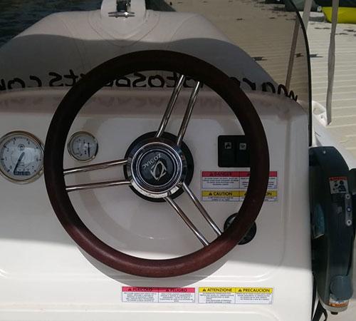 volante barco denia mediterraneo