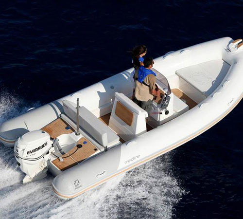 alquiler barco medline 500 denia mediterraneo