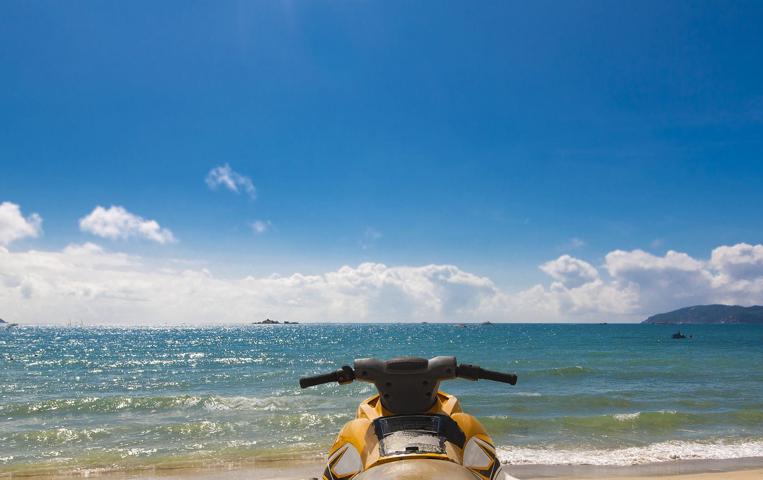 alquiler motos de agua en denia